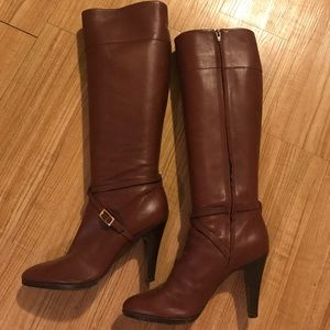 Banana Republic Heel Boots 8.5
